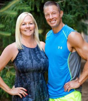 Shaun and Karen Hadsall