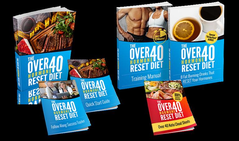 The Over 40 Hormone Reset Diet