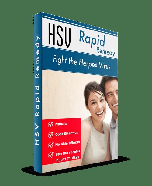 HSV Rapid Remedy book
